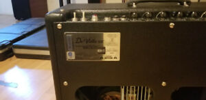 FENDER HOT ROD DEVILLE 212 amplifier.