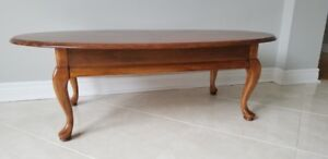 Kroehler Coffee Table- Solid Wood - Made in Canada!