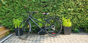 Used Woman's bike for sale - Opus Classico 1 Black