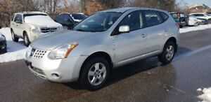 2009 Nissan Rogue S FWD SUV *** Power Opts, AC, Cruise ***