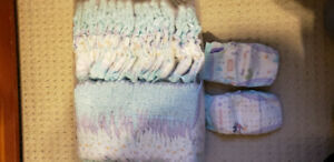 Huggies size 6 diapers (45 count)