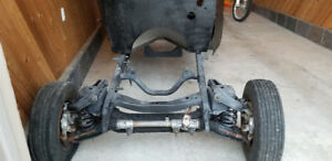 Wanted Mustang II front suspension