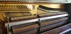 Heintzman & Co. Upright Piano - Cobourg