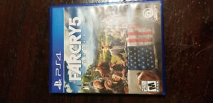 Far Cry 5 PS4, $20
