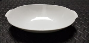 Bianca Scala Glossy By HUTSCHENREUTHER Oval Vegetable Bowl