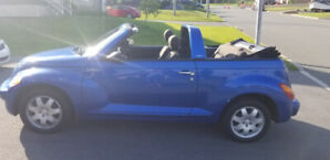 2005 Chrysler PT Cruiser Touring Cabriolet