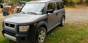 2005 Honda Element - 2 for 1