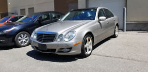 2008 Mercedes E350 4MATIC for $7500 + Tax - Certified