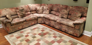 3 Piece Sectional Sofa Bed