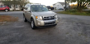 2011 Ford Escape Limited Fully Loaded