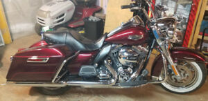 Harley Road King 2014