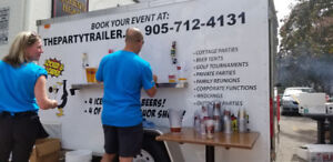 Keg Beer Dispensing Keg Draft Beer trailer tent rental