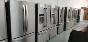 Fridge, Range, Dishwasher Scratch & Dent Appliances Blowout Sale