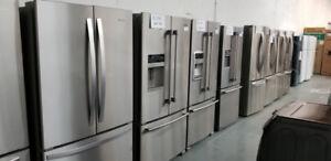 Fridge, Range, Dishwasher Scratch & Dent Appliances Blowout Sale