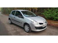 Renault Clio 1.2 16v 75 Freeway one owner 61000miles