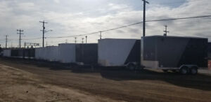 CARGO TRAILER FACTORY DIRECT!! ALL CREDIT FINANCING!!