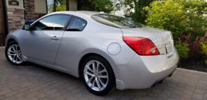 2009 Nissan Altima 3.5l Coupe