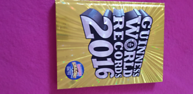 Guinness Book of World Records 2016
