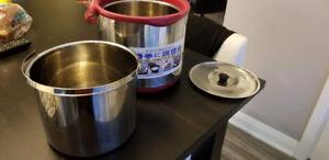 Vacuum Pot / Vacuum Cooker inside pot diameter 20cm