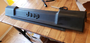 Jeep Wrangler TJ 2000 front valence mint