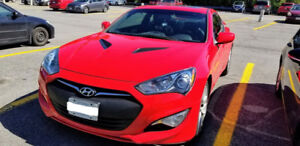 Hyunday Genesis coupe for sale! 2013