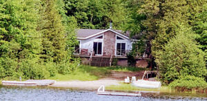 Cottage Rental Muskoka -- August September Book Now!