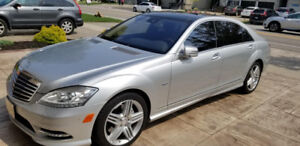 2012 Mercedes-Benz S350 AMG Sport Package