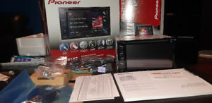 "Pioneer 291BT 6.2"" Double Din. DVD Deck Brand New in Box"