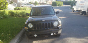 Jeep patriot  2014 à vendre!