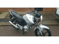Yamaha ybr excellent condition only 999 no offers