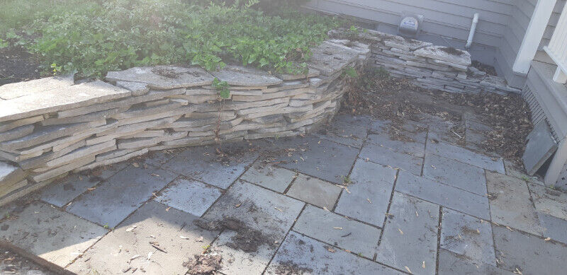 Flag Stone And Slate By The Piece Heavy And Authentic Not