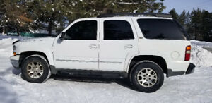Chevy Z71 Tahoe 2003