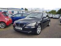 2008 BMW 5 SERIES 520d SE 4dr [177]