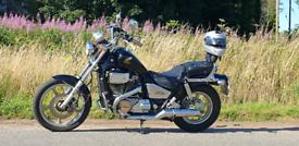 Honda vt750c shadow 1987