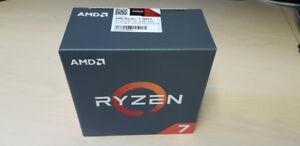 BNIB AMD Ryzen 7 1800x CPU - gaming, sealed box  - great price