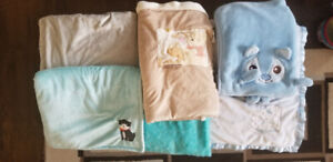 Baby Crib Sheets and Blankets