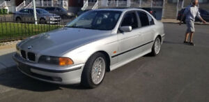 2000 bmw e39 540i 6 speed manual clean