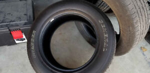 """Set of 20"""" tires for sale ram 275/60r20"""