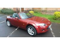 2007 Mazda MX-5 1.8i Icon 2dr CONVERTIBLE Petrol Manual