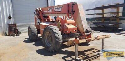 2003 Skytrak 8042 8000 Lb 4x4x4 Telescopic Forklift Stock 2542