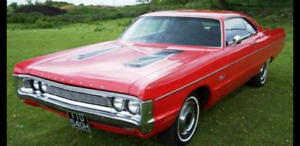 Plymouth fury WANTED
