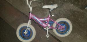 Huffy Disney Cinderella 12-Inch Girls Pink Bike Bicycle