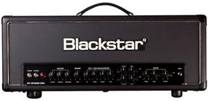Blackstar HT 100 Stage head + 4x12 cab + footswitch