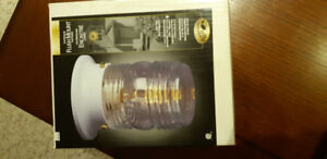 Outdoor flush mount light fixture. New in box.