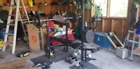 Everlast Bench & Weights - $150 for ALL