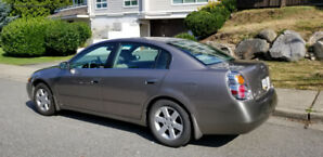 My excellent 2004 Nissan Altima in White Rock