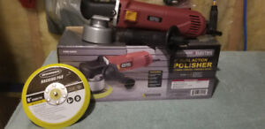 "Dual Action 6"" Polisher Car/ Boat/ ETC"