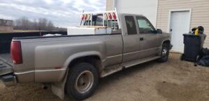 2000 Chevrolet silverado 3500hd diesel dually