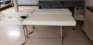 used spa equipment / hair salon furniture / barber chairs