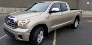"""2007 Toyota Tundra 4WD Double Cab 146"""" 5.7L Limited"""